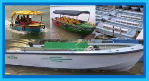 Ecotourism Boat