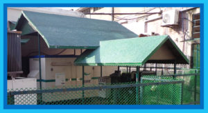 ROOFING AND SEATING SYSTEM 2